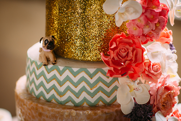 mint green, coral and gold real wedding (102)