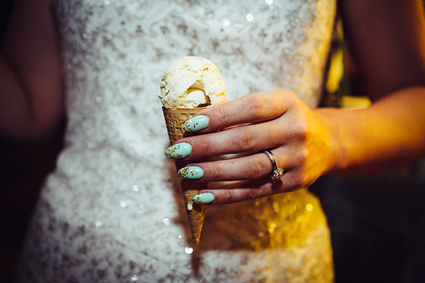 mint green, coral and gold real wedding (158)