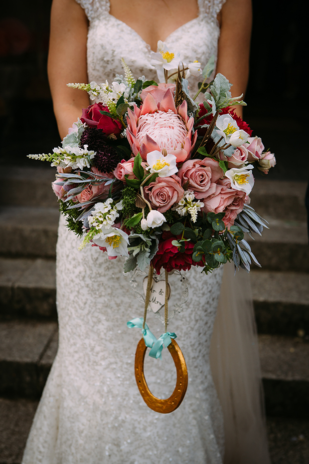 mint green, coral and gold real wedding (71)