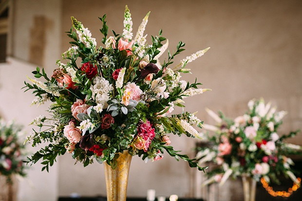 mint green, coral and gold real wedding (80)
