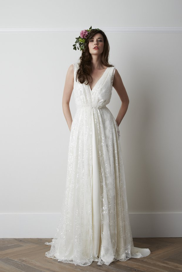Charlie Brear Bridal & Additions 2015: Customisable Wedding Dresses & Accessories