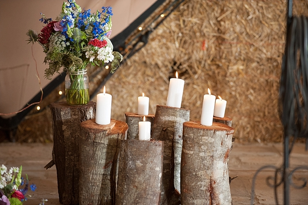 A Colourful Boho Chic Forest Wedding Donia & Chris (109)