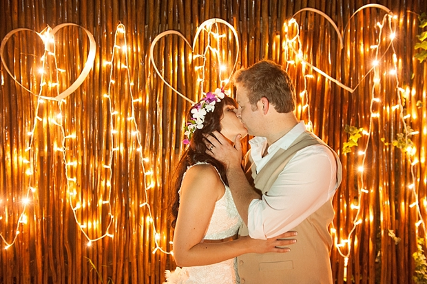 A Colourful Boho Chic Forest Wedding Donia & Chris (5)