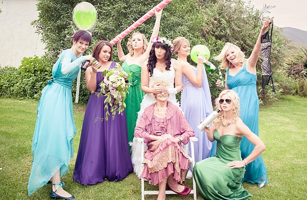 A Colourful Boho Chic Forest Wedding Donia & Chris (56)