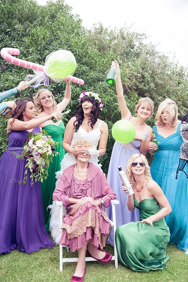 A Colourful Boho Chic Forest Wedding Donia & Chris (58)