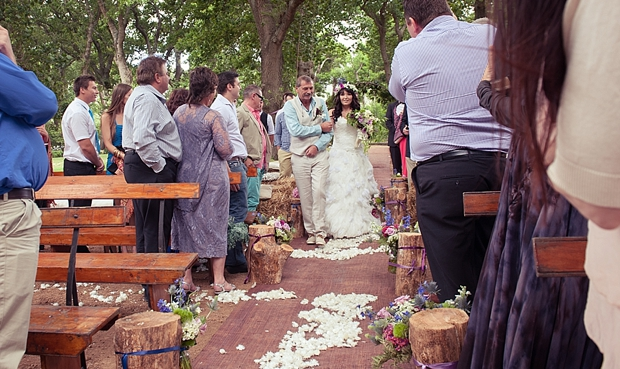 A Colourful Boho Chic Forest Wedding Donia & Chris (63)