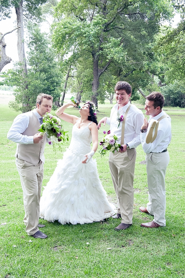 A Colourful Boho Chic Forest Wedding Donia & Chris (84)