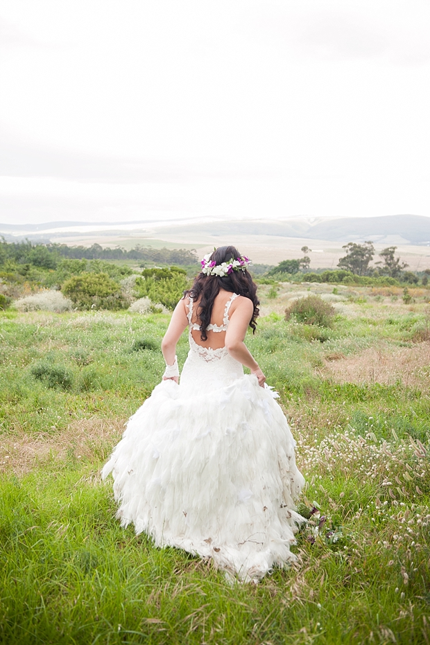 A Colourful Boho Chic Forest Wedding Donia & Chris (92)