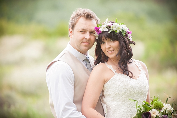 A Colourful Boho Chic Forest Wedding Donia & Chris (93)