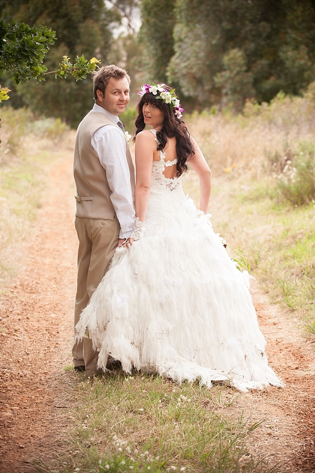 A Colourful Boho Chic Forest Wedding Donia & Chris (98)