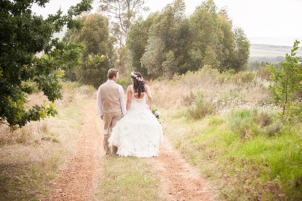 A Colourful Boho Chic Forest Wedding Donia & Chris (99)
