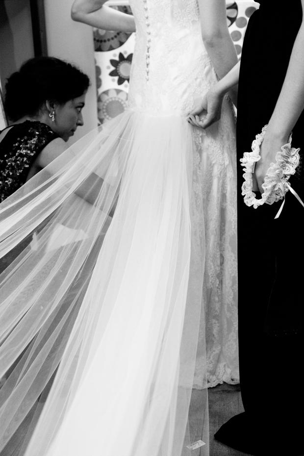 Pinterest Inspired Scottish Wedding With Fashion Designer Bride: Alexis & Joel