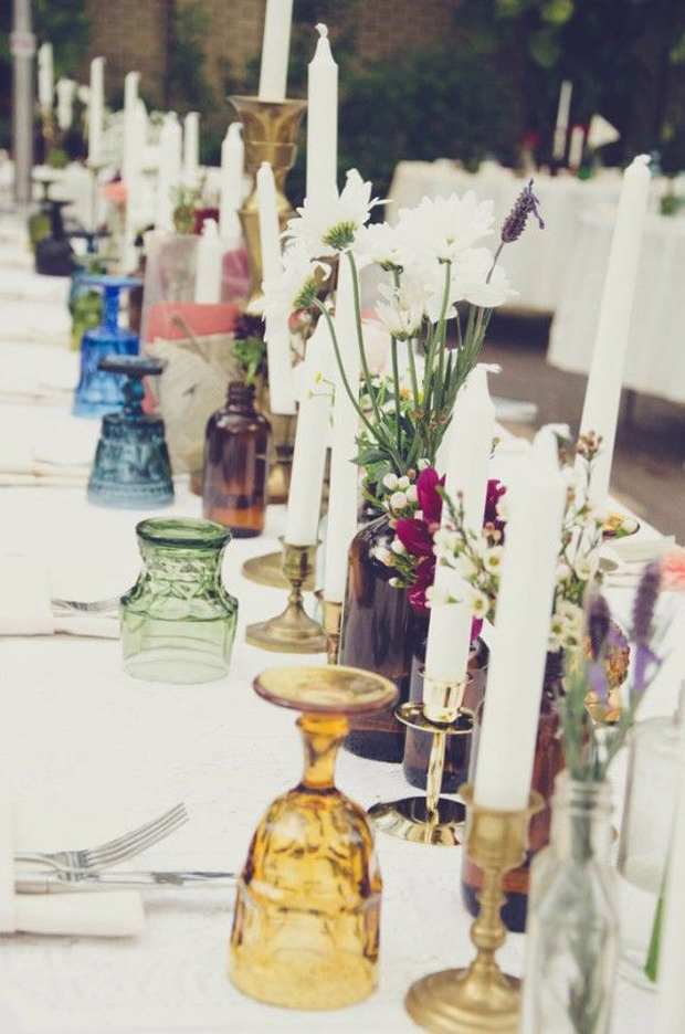 boho wedding table decorations 30 perfectly pretty wedding table centerpiece ideas 2013
