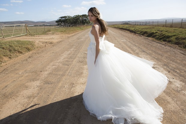 2015 Wedding Dresses by Rembo Styling!