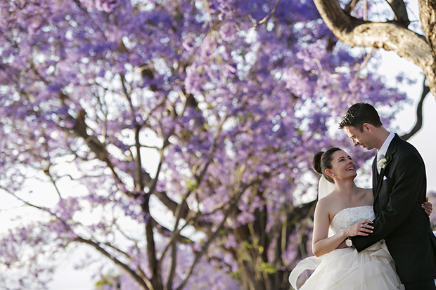 Ballerina Worthy Tulle Gown For a Traditional & Classic Wedding: Rebecca & Scott