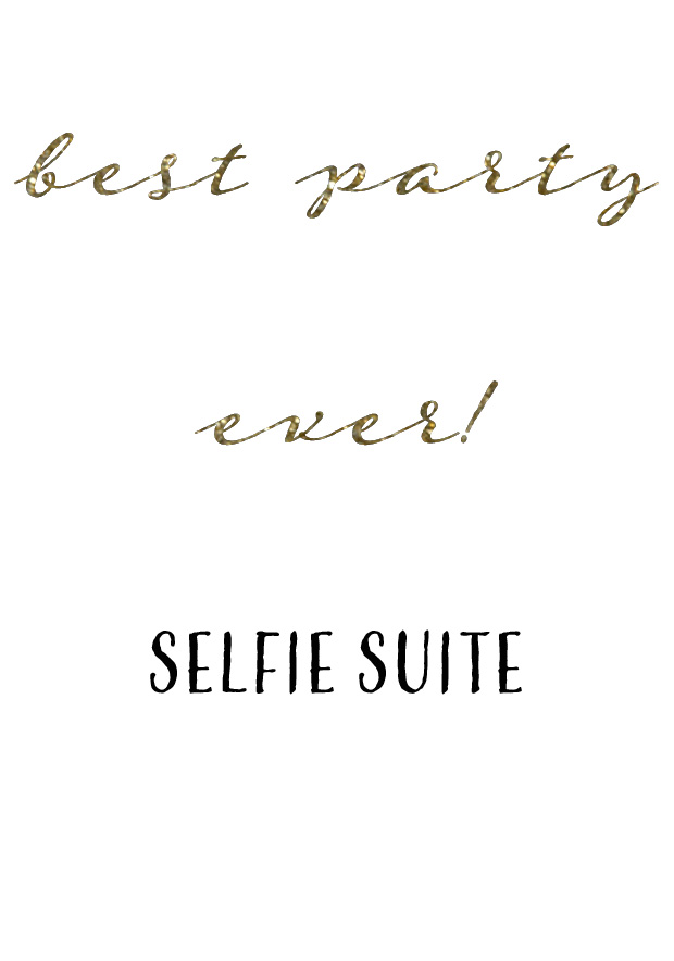 Alternative Photo Booth Idea: Why YOU Need a Selfie Suite at Your Wedding!