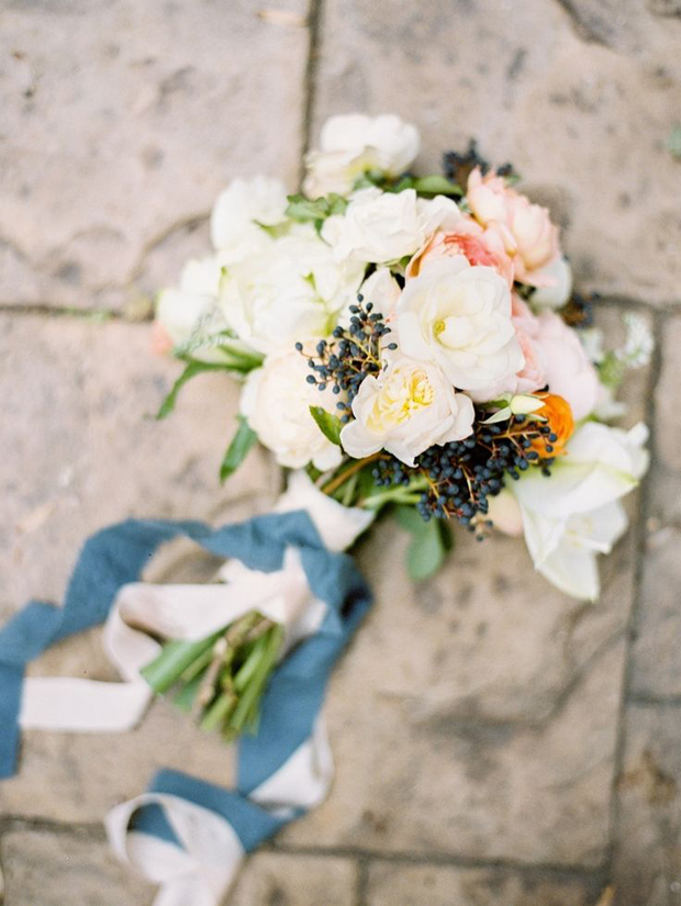 Shipwrecked! Rustic Coastal Wedding Inspiration