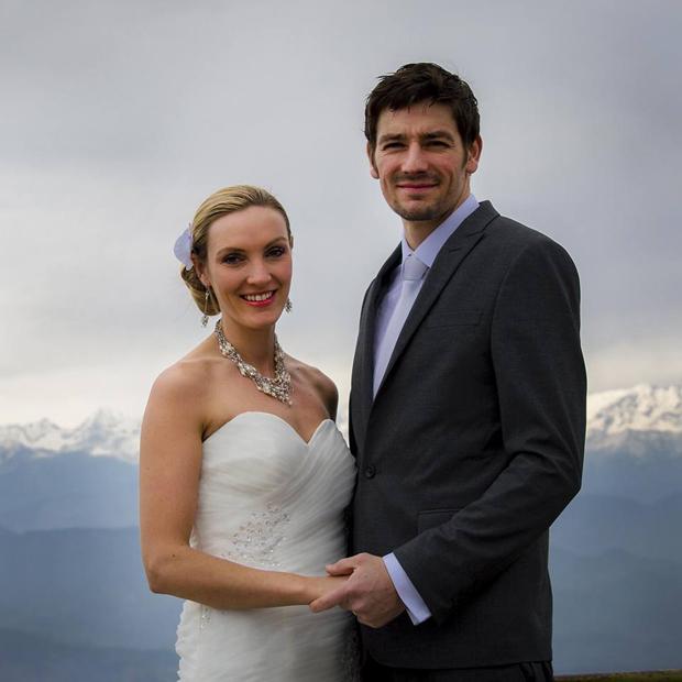 sneak peek of their next wedding in Nepal!!