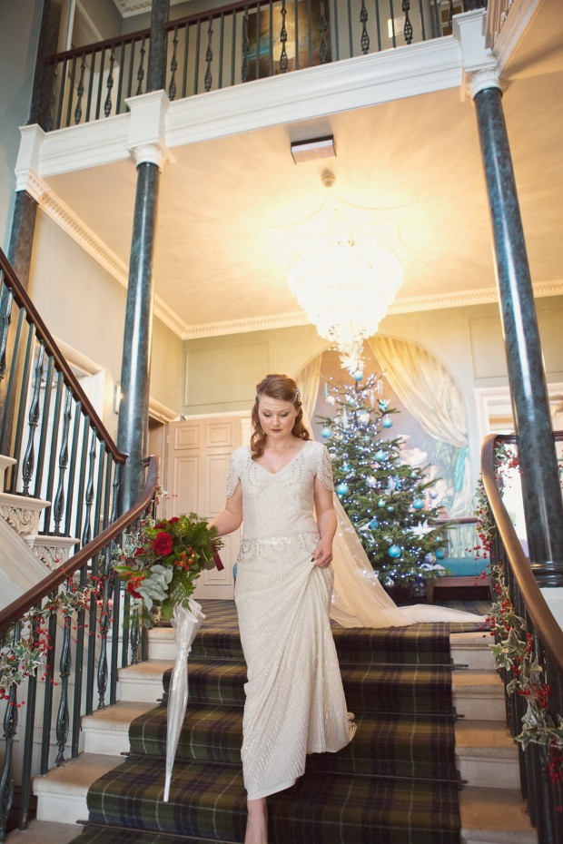 1920s inspired christmas winter wedding (48)