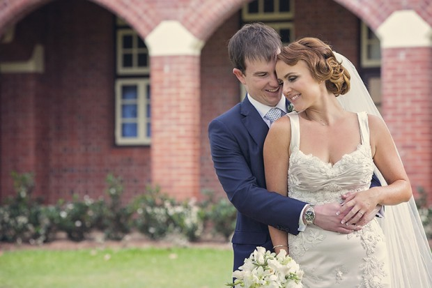 Gold Coast Wedding For An Irish Vintage Glamour Bride: Tristan & Ash