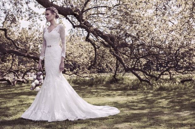 Ellis Bridals Wedding Dresses: Rose Collection 2015