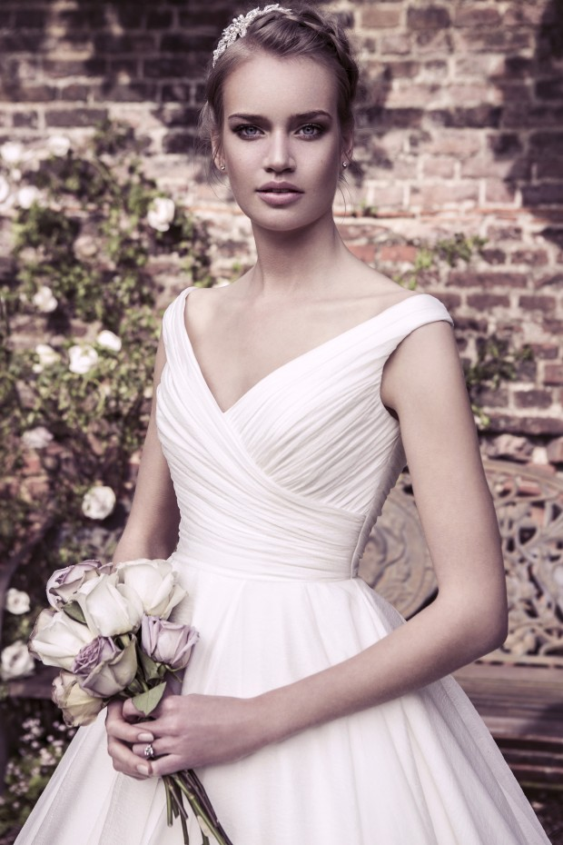 Ellis Bridals Wedding Dresses: Rose Collection 2015