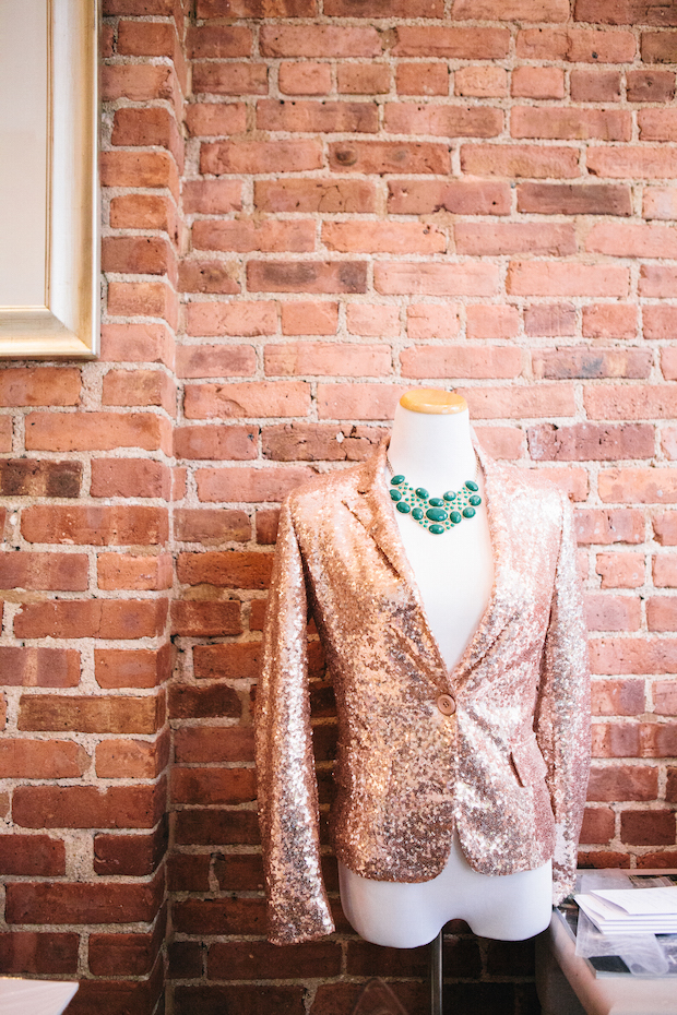 A Chic & Sparkling New York Inspired Real Wedding: Kate & Douglas