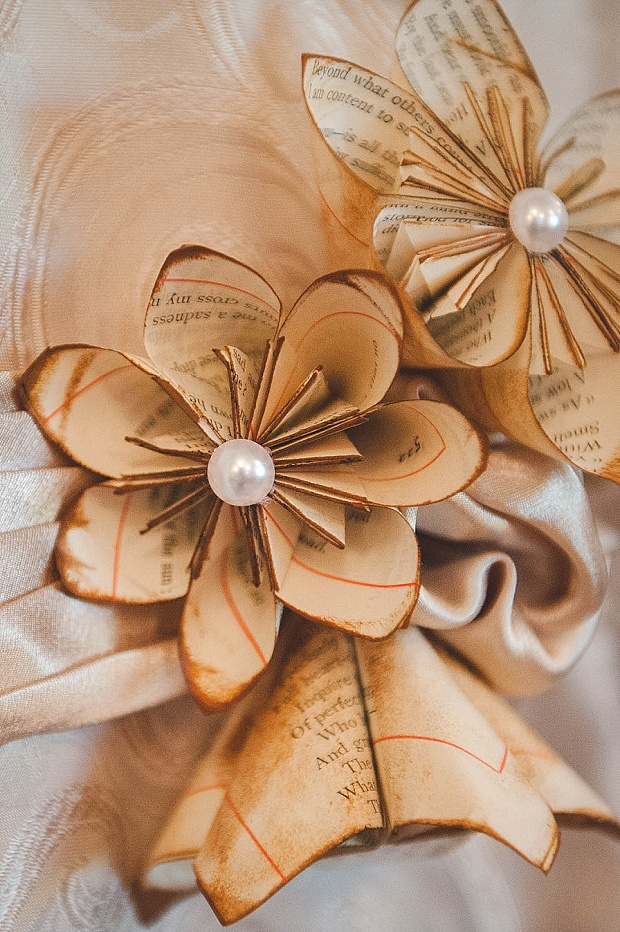 Literary Aspirations: Modern Victorian Inspired Wedding Shoot