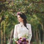 Literary Aspirations: Modern Victorian Styled Wedding Shoot