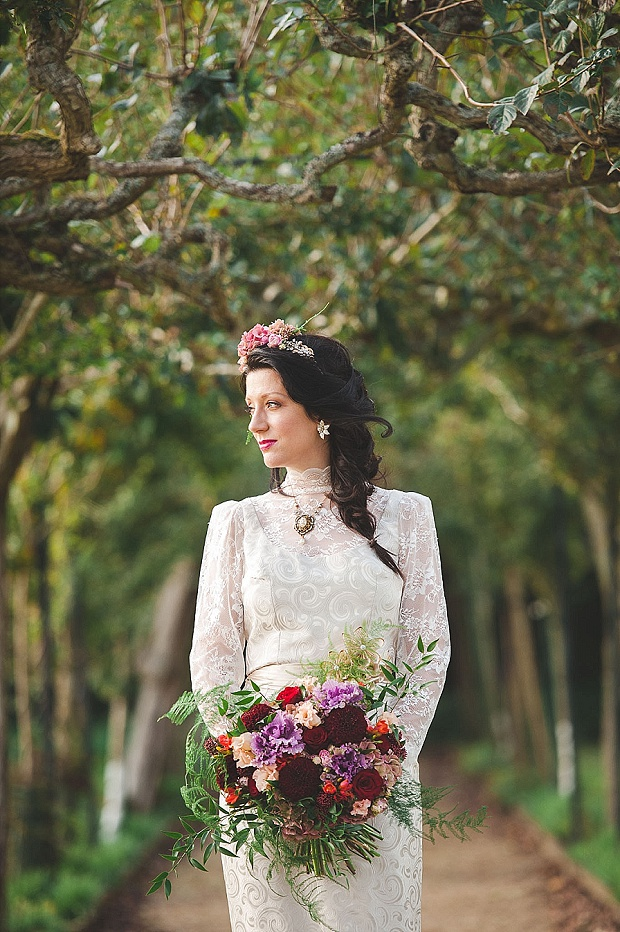 Literary Aspirations Styled Wedding Shoot_0067