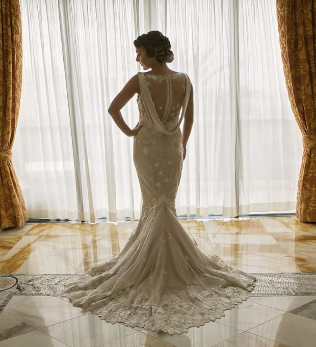 Gold Coast Wedding For An Irish Vintage Glamour Bride Tristan Ash