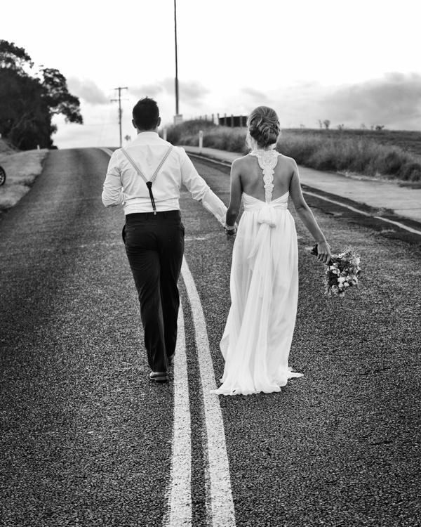 Rustic Chic & Pretty Pink Vineyard Wedding: Helaina & Ben
