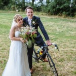 Rustic Bunting & Yorkshire Country Vintage Wedding: Simon & Katrina