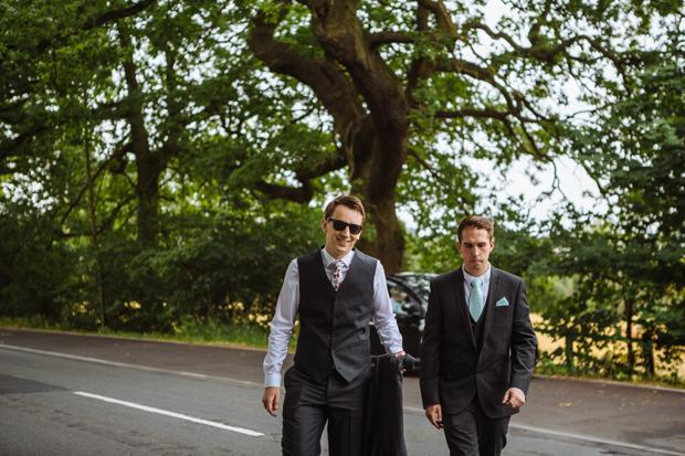 Rustic Bunting & Yorkshire Country Vintage Wedding: Simon & Katrina