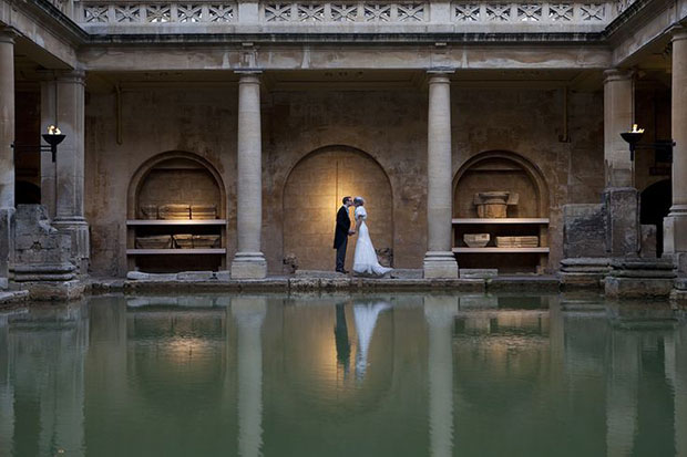 bath pump rooms wedding venue