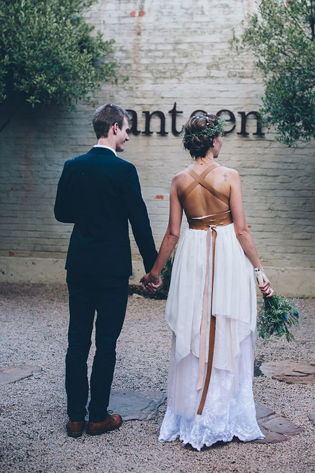 Rustic Luxe Brown Leather Wedding Inspiration!