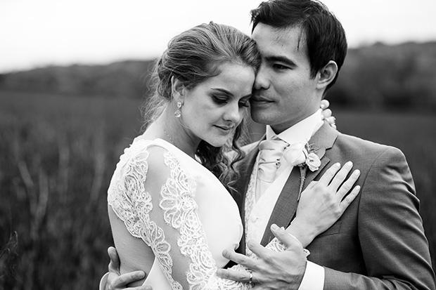 Beautiful British Brazilian TeePee Wedding on an Equestrian Farm!