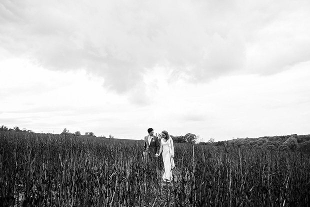 Beautiful British Brazilian TeePee Wedding on an Equestrian Farm!