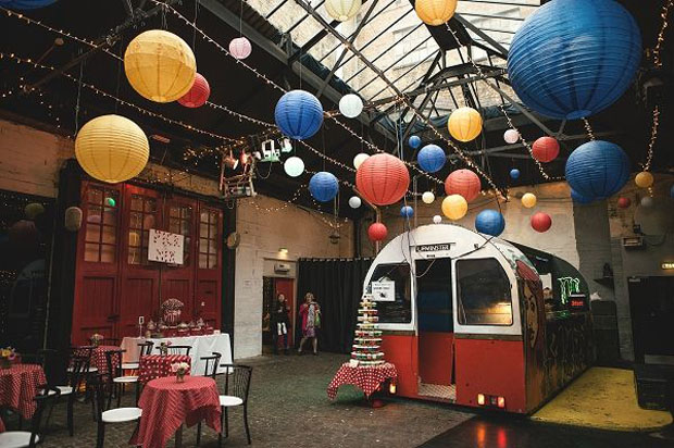 quirky wedding venues