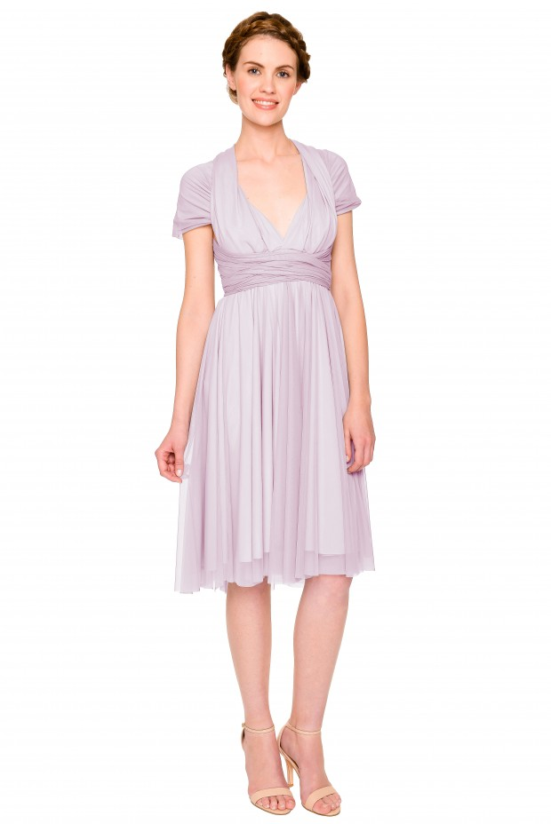 twobirds-bridesmaid-tulle-short-straight-dress-lilac-cap-sleeve