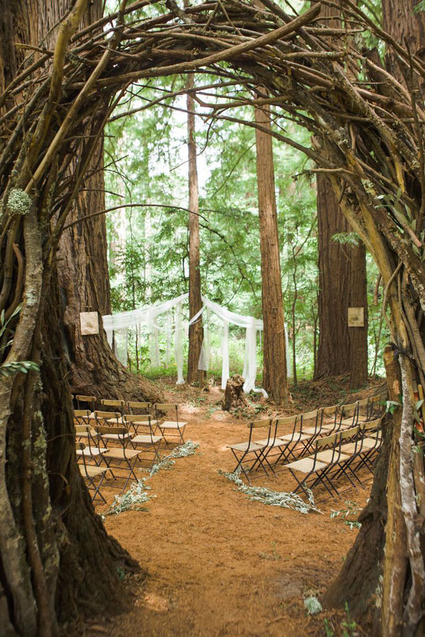 woodland wedding venue