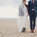 A Modern 1920s Inspired, Christmas Winter Wedding: Beth & Jonty
