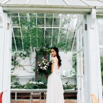 Modern Botanical Inspired Wedding Inspiration