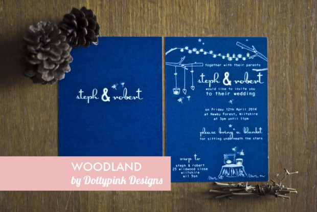Dottypink Designs Off The Peg Wedding Stationery Collection