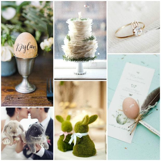 Easter Wedding Inspiration & Ideas