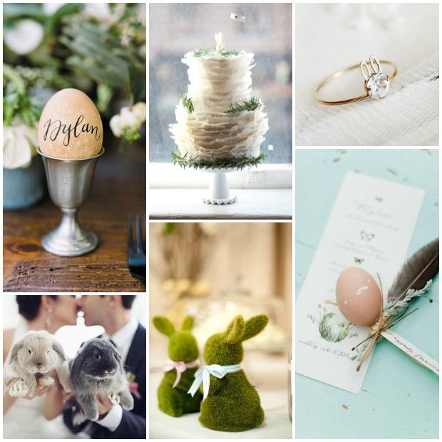 Easter Wedding Inspiration & Ideas