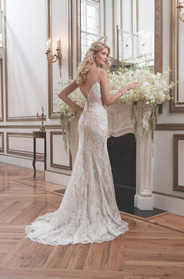 a line wedding dresses