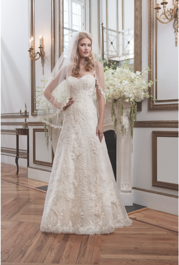 Win a Justin Alexander Gown & Preview 2016 Wedding Dress Collection