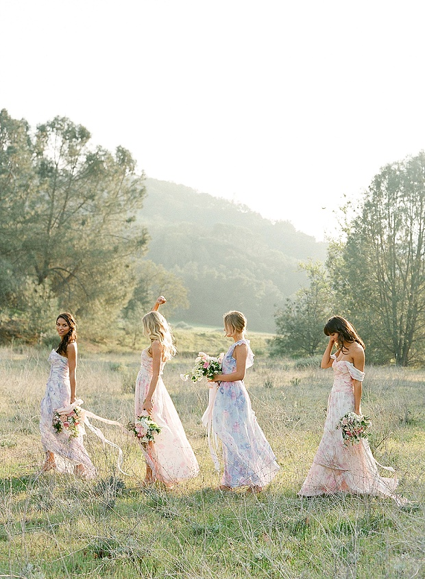 Plum Pretty Sugar Debuts PPS Couture: A New Collection of Handcrafted Bridesmaid Gowns