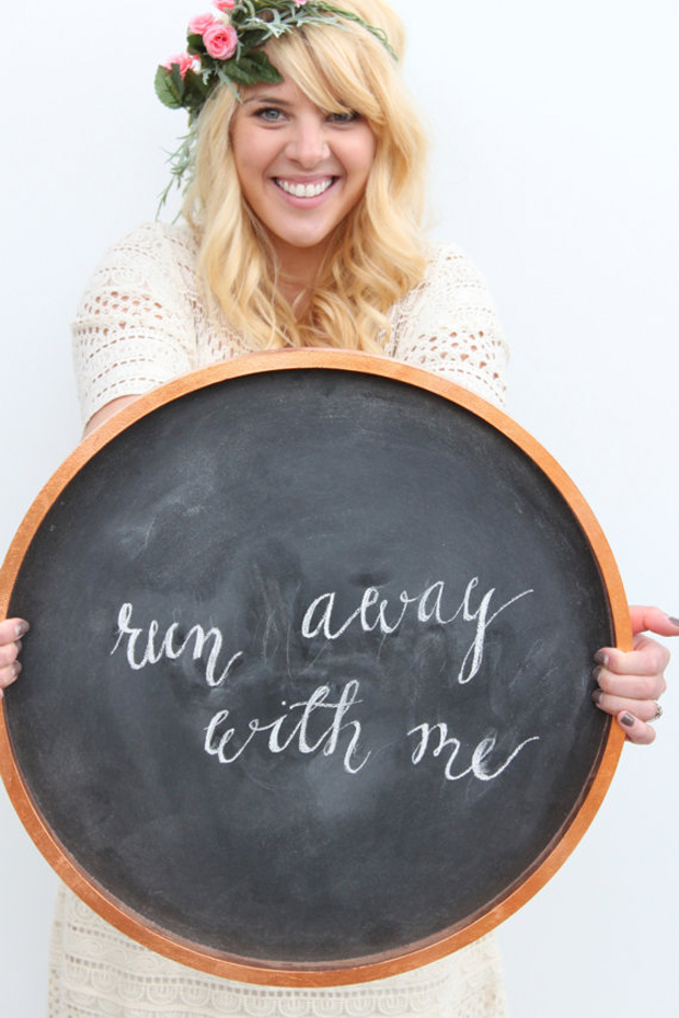 30 Wedding Signs You Need At Your Wedding – Just Not ALL At Once Hey!